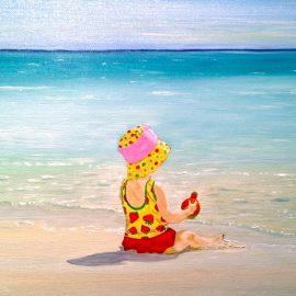 Beach Baby Hannah