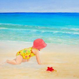 Beach Baby Leah