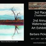 Fusion - Waterscapes-Barbara Pickering